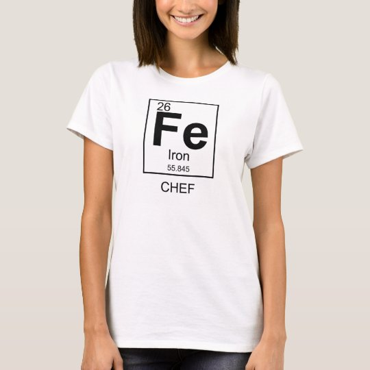 Iron Chef Fe[26] T-shirt