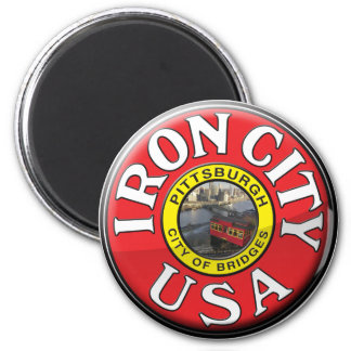 Iron City Magnet