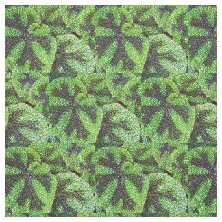 Iron Cross Begonia Floral Fabric