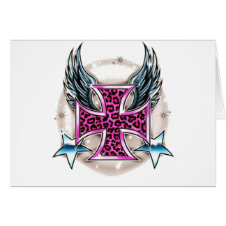 Iron Cross Card