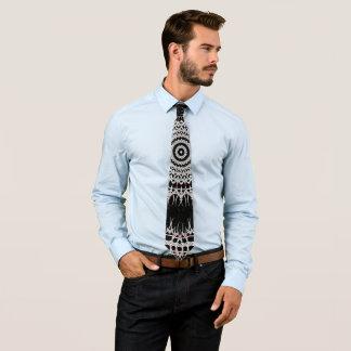 Iron Cross Mandala Tie
