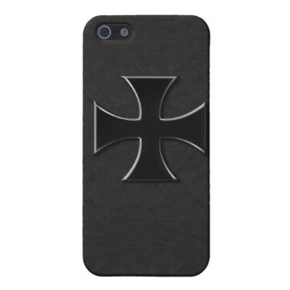 Iron cross Matte iPhone case iPhone 5/5S Cases
