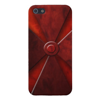 Iron Cross Red iPhone 5 Cases