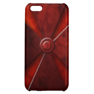 Iron Cross Red iPhone 5C Cover