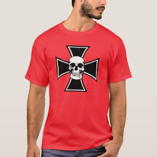 Iron Cross Skull Shirt