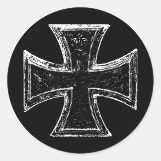 Iron Cross Sticker