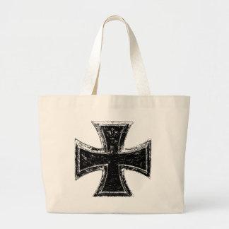 Iron Cross Tote Bag