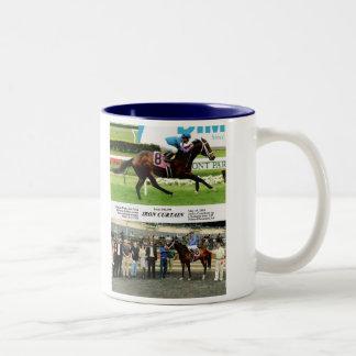 Iron Curtain 5-15-08 Tall Two-Tone Coffee Mug