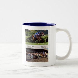 Iron Curtain 9-1-08 Tall Two-Tone Coffee Mug