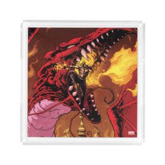 Iron Fist And Shou-Lau Acrylic Tray