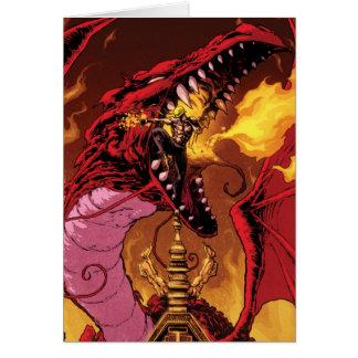 Iron Fist And Shou-Lau Card