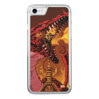 Iron Fist And Shou-Lau Carved iPhone 8/7 Case