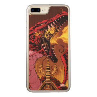 Iron Fist And Shou-Lau Carved iPhone 8 Plus/7 Plus Case