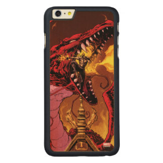 Iron Fist And Shou-Lau Carved Maple iPhone 6 Plus Case