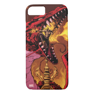 Iron Fist And Shou-Lau iPhone 7 Case