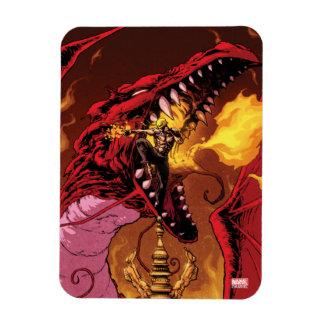 Iron Fist And Shou-Lau Magnet