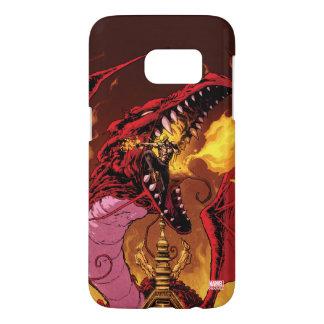 Iron Fist And Shou-Lau Samsung Galaxy S7 Case