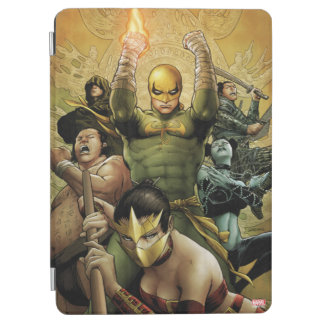 Iron Fist And The Immortal Weapons iPad Air Cover