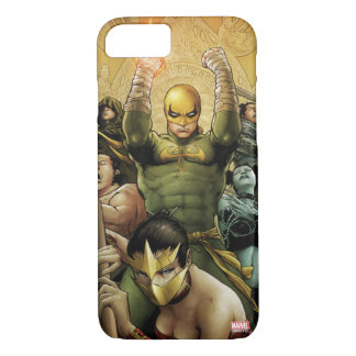 Iron Fist And The Immortal Weapons iPhone 8/7 Case