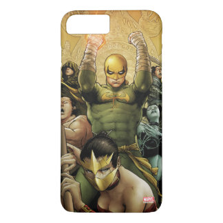 Iron Fist And The Immortal Weapons iPhone 8 Plus/7 Plus Case