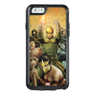 Iron Fist And The Immortal Weapons OtterBox iPhone 6/6s Case