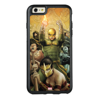 Iron Fist And The Immortal Weapons OtterBox iPhone 6/6s Plus Case