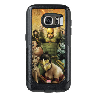 Iron Fist And The Immortal Weapons OtterBox Samsung Galaxy S7 Case