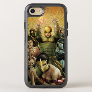 Iron Fist And The Immortal Weapons OtterBox Symmetry iPhone 7 Case