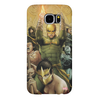 Iron Fist And The Immortal Weapons Samsung Galaxy S6 Cases