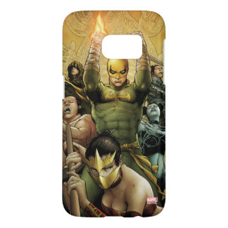 Iron Fist And The Immortal Weapons Samsung Galaxy S7 Case