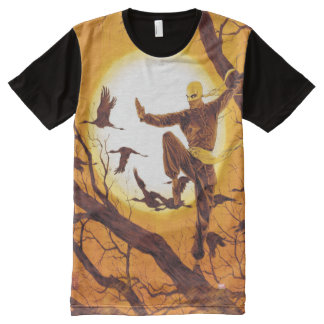 Iron Fist Balance Training All-Over-Print T-Shirt