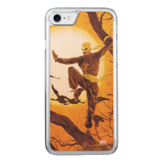 Iron Fist Balance Training Carved iPhone 7 Case
