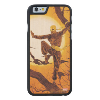 Iron Fist Balance Training Carved Maple iPhone 6 Case