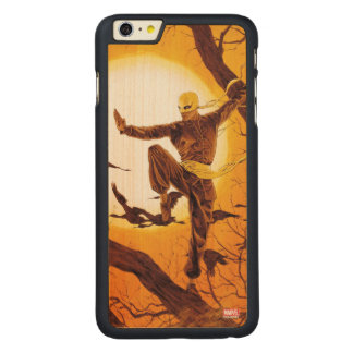 Iron Fist Balance Training Carved® Maple iPhone 6 Plus Case