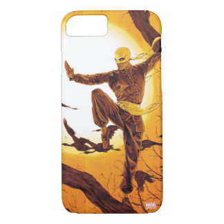 Iron Fist Balance Training iPhone 7 Case