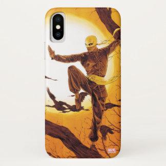 Iron Fist Balance Training iPhone X Case