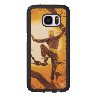 Iron Fist Balance Training Wood Samsung Galaxy S7 Case