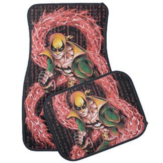 Iron Fist Chi Dragon Car Mat