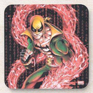 Iron Fist Chi Dragon Coaster