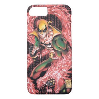 Iron Fist Chi Dragon iPhone 7 Case