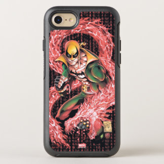 Iron Fist Chi Dragon OtterBox Symmetry iPhone 7 Case