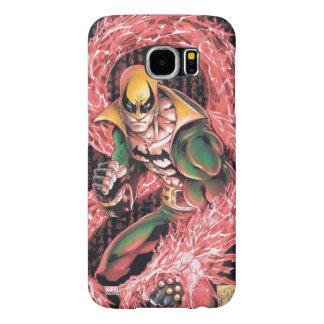 Iron Fist Chi Dragon Samsung Galaxy S6 Cases