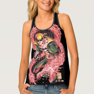 Iron Fist Chi Dragon Tank Top
