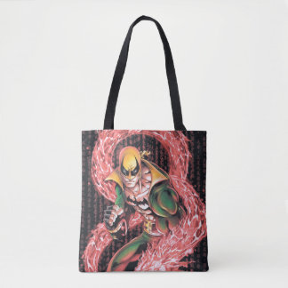 Iron Fist Chi Dragon Tote Bag