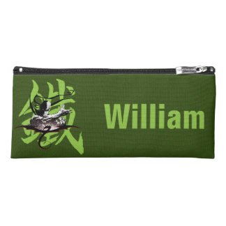 Iron Fist Chinese Name Graphic Pencil Case