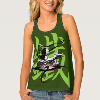 Iron Fist Chinese Name Graphic Tank Top