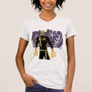 Iron Fist City Silhouette T-Shirt