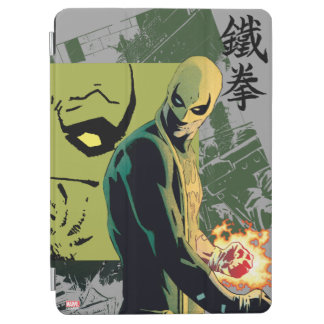 Iron Fist Comic Book Graphic iPad Air Cover