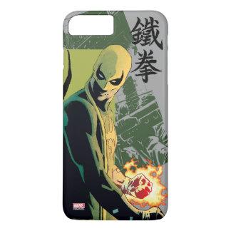 Iron Fist Comic Book Graphic iPhone 8 Plus/7 Plus Case