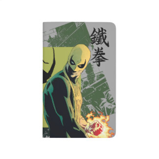 Iron Fist Comic Book Graphic Journals